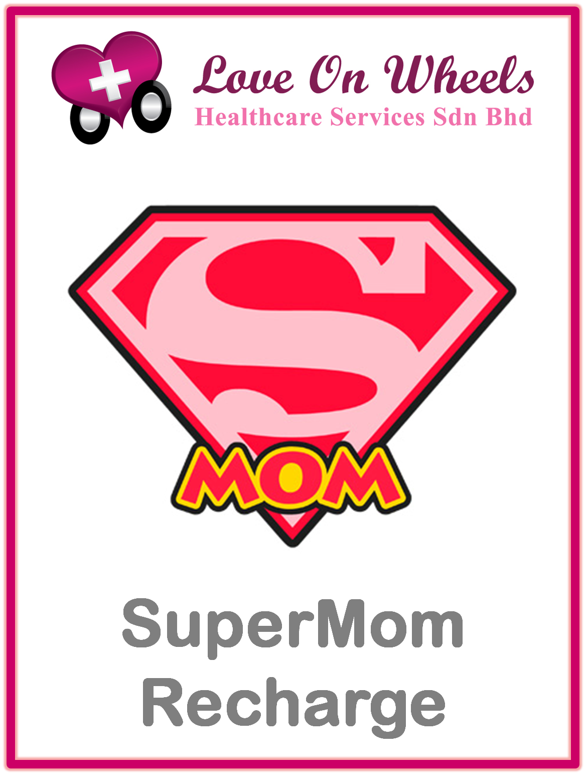 Super Mom Recharge
